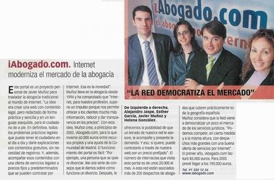 Emprendedores online Spain Lawyer